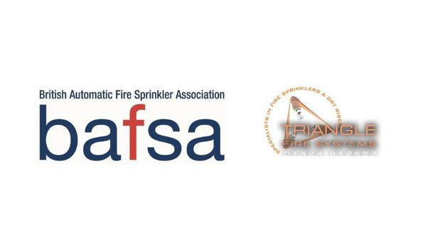 BAFSA Partner, Triangle Fire Systems Highlights The Efficiency Of Sprinklers In London Flat Fire Incident