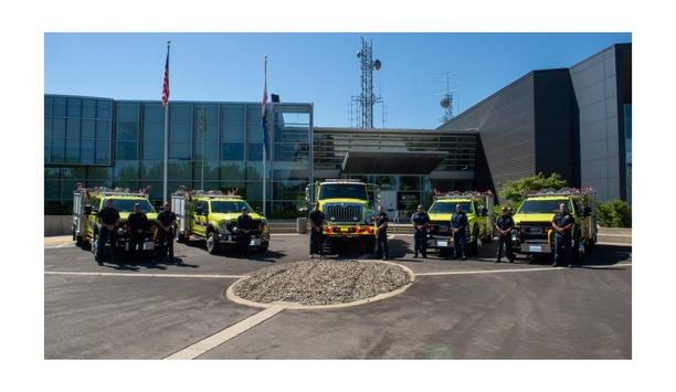 Cal OES Deploys Ten New Fire Engines To Protect Communities And Save Lives