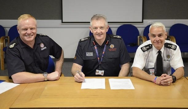 CDDFRS, NFRS And TWFRS Sign A Collaboration Agreement To Increase The Opportunities For Joint Working