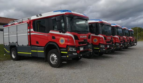 Allison Delivers Fire Trucks With 4000 Series™ Fully-Automatic Transmissions To The U.S. Army Fleet In Germany