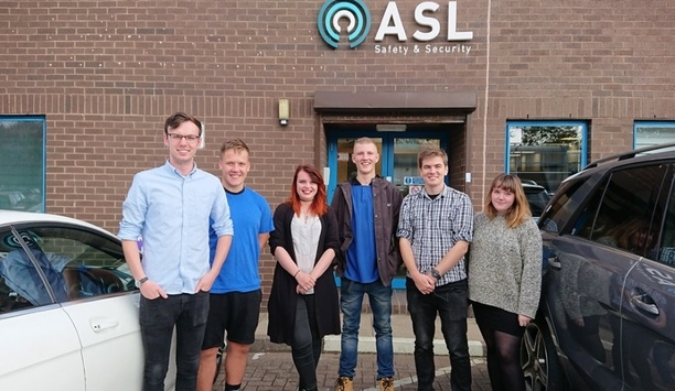 ASL Recruits Apprentices Since 2012 By Way Of The UK Apprenticeship Service