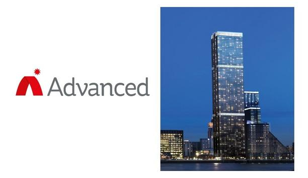 Advanced's 8-Loop And 4-Loop Intelligent MxPro 5 Fire Panels Secure UK's Tallest Residential Tower, Landmark Pinnacle