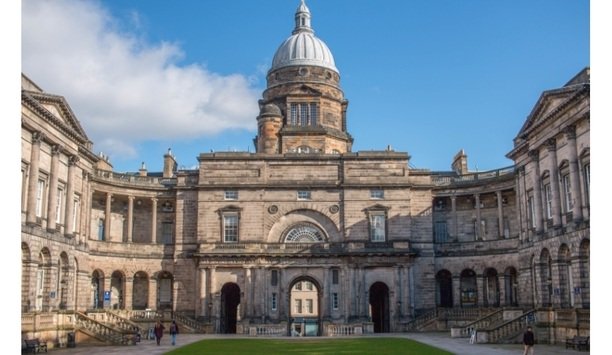University Of Edinburgh Secured With Customisable MxPro 4 And MxPro 5 Fire Panels From Advanced