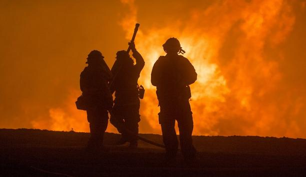 USDA Forest Service Supports California Fire Suppression Efforts