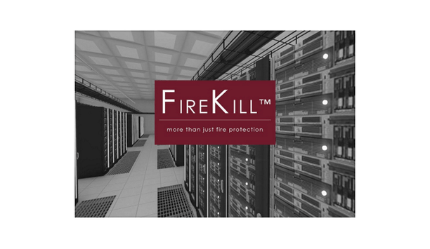 Danish Firefighters VID Fire-Kill Delivers FM APPROVED Data Center Protection
