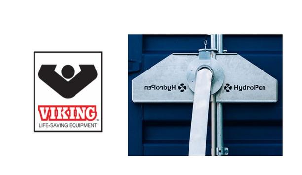 Viking Acquires The Unique Hydropen™ Container Fire Extinguishing System