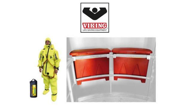 VIKING Evacuation Kit Puts Turbine Tower Safety First Top To Bottom
