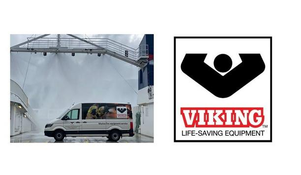 VIKING Signs A Global Firefighting Foam Agreement With Dr Sthamer