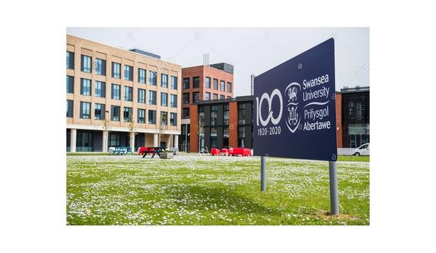 Vimpex Installs Fire-Cryer Voice Enhanced Sounders at the Buildings in Swansea University