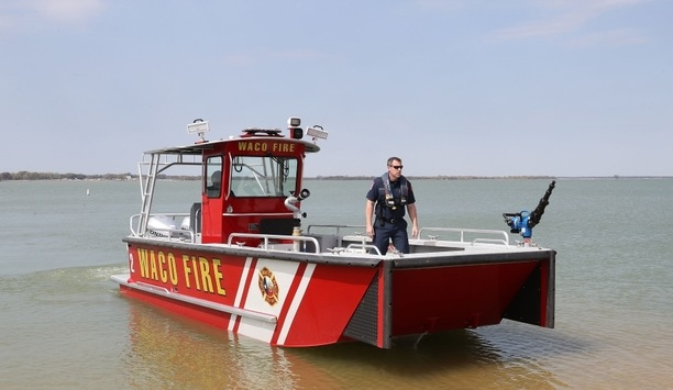 Waco Fire Department Purchases Lake Assault Boats Fireboat And Rescue Craft For Emergency Response Services