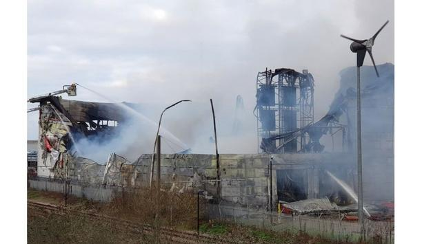 Croydon Shurgard Storage To Get Fire Sprinklers Installed After The Warehouse Burned Down In Devastating New Year's Eve Fire
