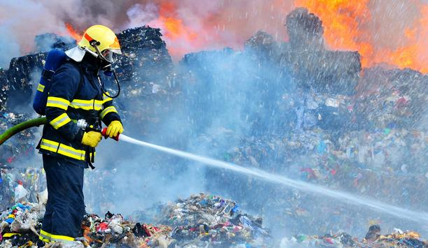 Lithium-Ion Batteries Contribute To The Global Issue Of Waste Fires
