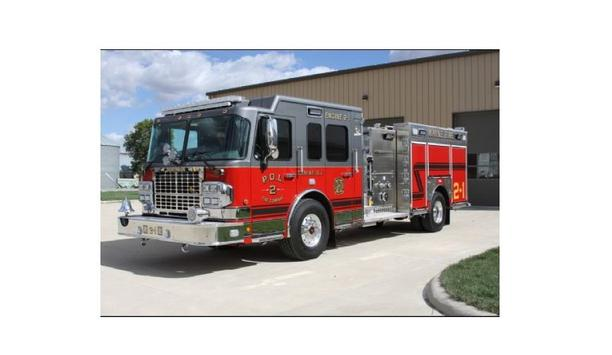 Wayne Fire Department Gets Delivery Of New And Fully Customized Toyne Pumper For Emergency Services