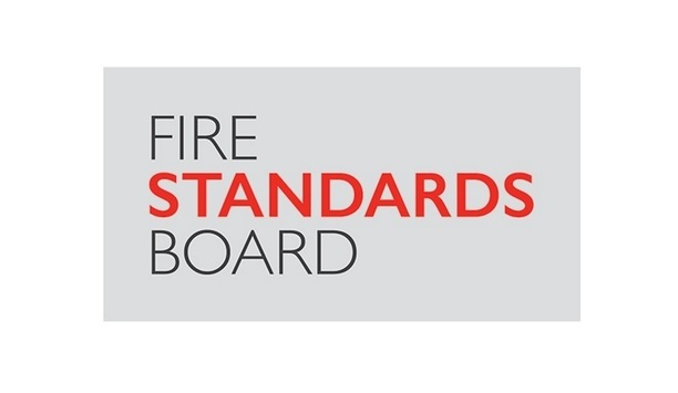 Fire Standards Board's Information Will Be Available On Their Newly Launched Website