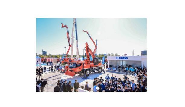 XCMG To Exhibit Advanced Emergency Rescue Equipment, Firefighting Robot And JY20G2 Multi-Functional Rescue Vehicle At China Fire 2021