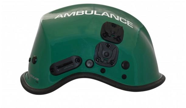 Yorkshire Ambulance Trust Orders For Pacific R6C Rescue Helmet From Vimpex