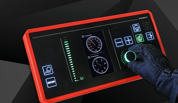 ZIEGLER Introduces Z-Control Glove-Friendly, Waterproof Vehicle User Interface