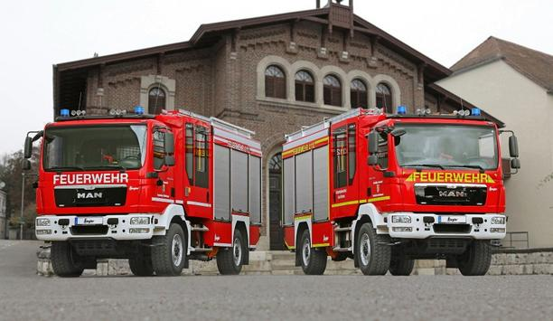 ZIEGLER Completes Delivery Of 100 Emergency Vehicles To The County Of Hesse In Germany