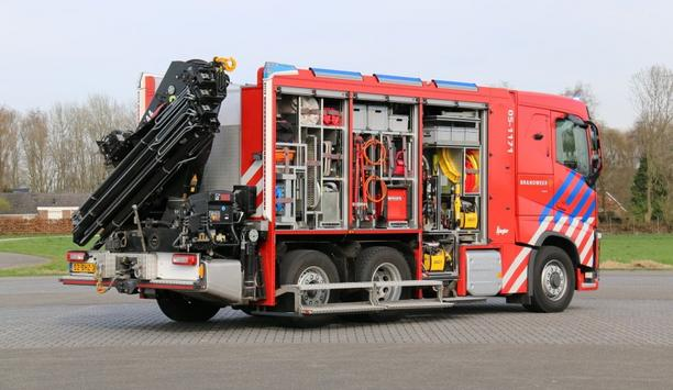 ZIEGLER Delivers Three Rescue Vehicles To The Hengelo, Almelo And Enschede Fire Brigades In Twente, Netherlands