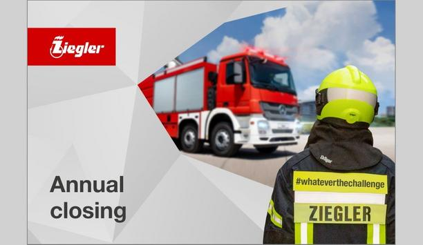 ZIEGLER Announces That The Company Has Preponed Its Annual Closing Owing To COVID-19 Pandemic