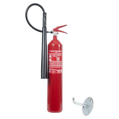 Cervinka 0006B portable carbon dioxide fire extinguisher