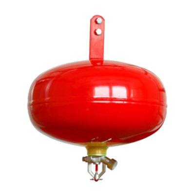 Cervinka 0011 automatic gas fire extinguisher