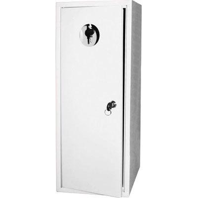 Cervinka 0014PBU white metal box for fire extinguisher