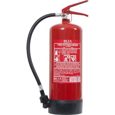 Cervinka 0116 portable foam fire extinguisher