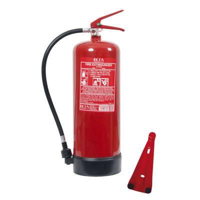 Cervinka 0117 portable foam fire extinguisher