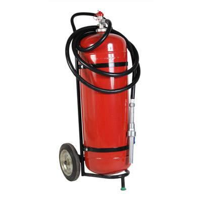 Cervinka 0118 mobile foam extinguisher