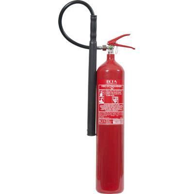 Cervinka 0120 portable carbon dioxide fire extinguisher