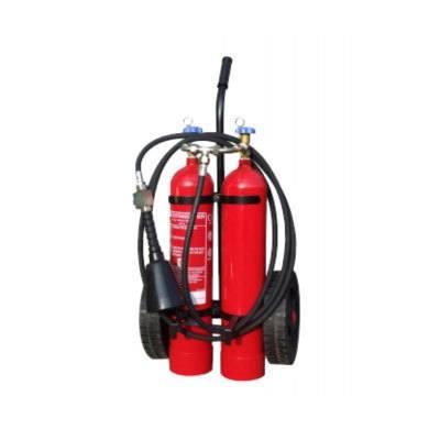 Cervinka 0125 carbon dioxide fire extinguisher