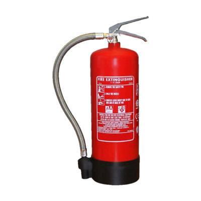 Cervinka 0138 portable foam fire extinguisher
