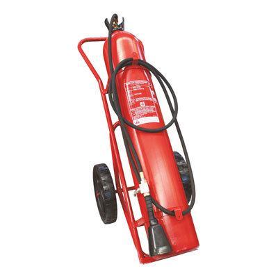 Cervinka 0199 carbon dioxide extinguisher