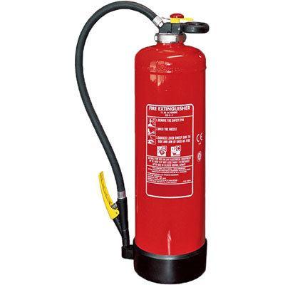 Cervinka 0204 powder extinguisher with pressure cartridge