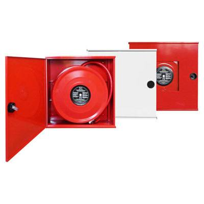 Cervinka 0208 red hydrant system