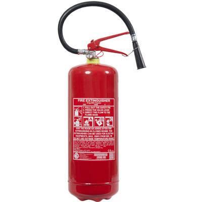 Cervinka 0213 portable powder fire extinguisher
