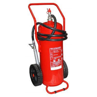 Cervinka 0219 mobile foam extinguisher