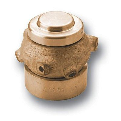 Akron Brass 0536 1 1/2'' Cellar Nozzle