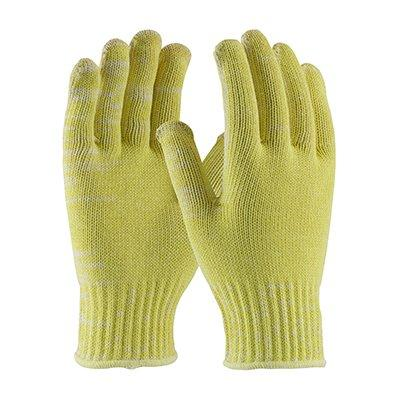Protective Industrial Products 07-K320 Seamless Knit Kevlar® / Cotton Plated Glove - Medium Weight