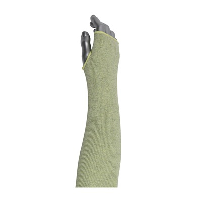 Protective Industrial Products 10-21ACPCBTH Single-Ply ACP / Kevlar® Blended Sleeve with Smart-Fit® and Thumb Hole