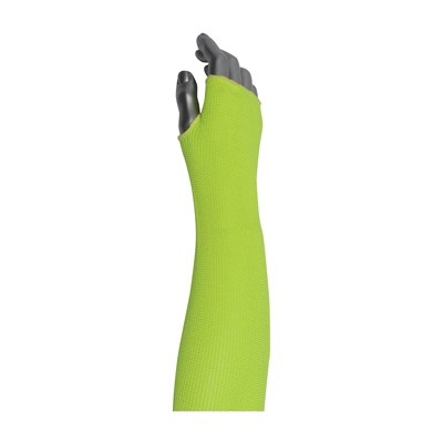 Protective Industrial Products 10-21HACPNYTH Single-Ply ACP / Kevlar® Blended Sleeve with Smart-Fit® and Thumb Hole