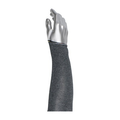Protective Industrial Products 10-21KABK-ET Single-Ply ACP / Kevlar® Blended Sleeve with Smart-Fit® and Elastic Thumb