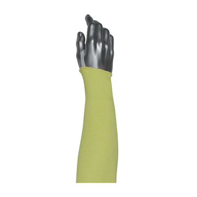 Protective Industrial Products 10-21KVACPM-ET AR/FR Single-Ply ACP / Kevlar® Blended Sleeve with Smart-Fit® and Elastic Thumb