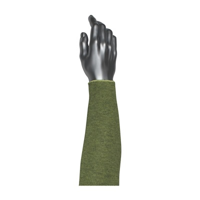 Protective Industrial Products 10-21KVACPMBK Single-Ply ACP / Kevlar® Blended Sleeve with Smart-Fit®