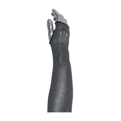Protective Industrial Products 10-KABKTH 2-Ply ACP / Kevlar® Blended Sleeve with Thumb Hole
