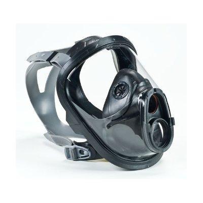 MSA 10083802 Large, Silicone, Rubber Head Harness