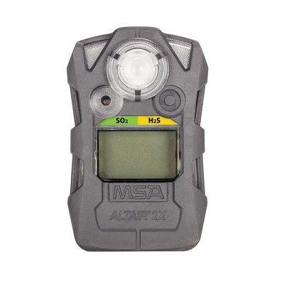 MSA 10153985 ALTAIR® 2XT, SO2/H2S-LC (SO2: 2, 5; H2S: 10, 15), Charcoal