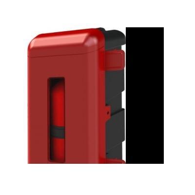 Cervinka 0104 PLASTIC BOX FOR FIRE EXTINGUISHER 6 KG