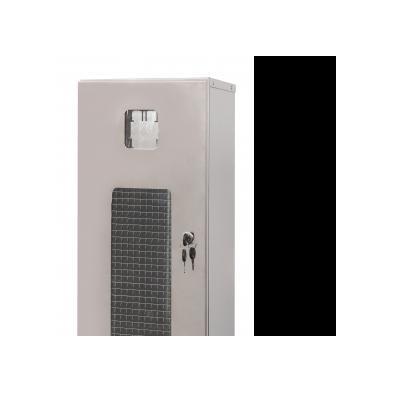 Cervinka 0015 Metal box for fire extinguisher 6 kg